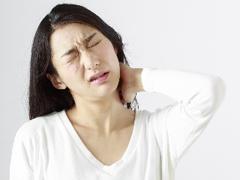 首・肩こりの痛み